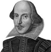 An other image of Shakespeare