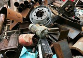 We pay top price for scrap.