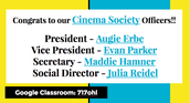 Cinema Society