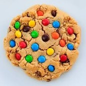 The M&M Chip Cookie!