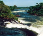 stream of the nile river