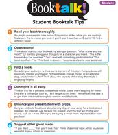 Coaching Kids Through a BookTalk!