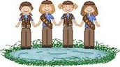 Brownie Investiture
