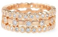 Harmony stackable bands sz 7