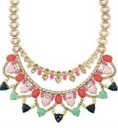 Fannela Statement Necklace