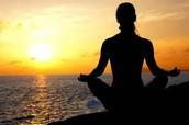 Meditar...