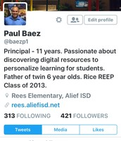 Twitter - Principal's PLN