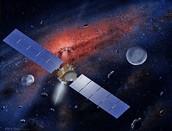 Dawn space craft-