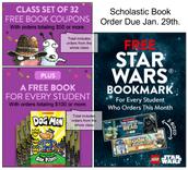 Scholastic Book Club Special!