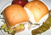 Order > Rs 300 and get a VadaPav worth Rs 70 free on the current order