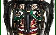 Spirit Wrestler mask