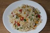 cơm chiên (fried rice)