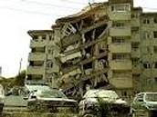 Earthquake aftermath (damage)