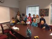 4th Grade Advisory Lunch