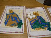 Regions of GA (Second Grade)