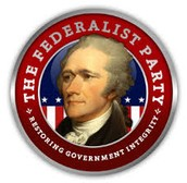 Federalists' beliefs or opinions on issues