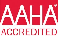 We are proud to be an AAHA accredited practice for over 30 years