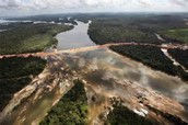 """""""The Dam will directly displace over 20,000 people."""""""