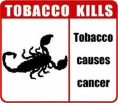 TOBACCO CAUSES CANCER