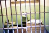 AL Capone's Alcatraz prison cell