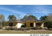 3 Bedroom 2 Bath Home on 1 Acre Lot in Alachua County