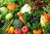 Debes comer verduras cada día.