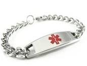 A Medical Alert Bracelet