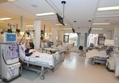 De ziekte afdeling