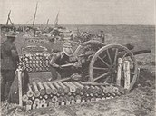 How did Artillery impact the war?