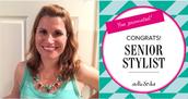 Congratulations Jodie Okonowicz!