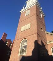 Signal Lantern of Paul Revere