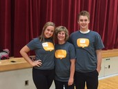 Thank you, GEF and Mrs. Brady!