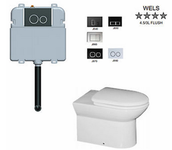 Build In Wall Toilet