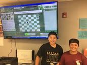 7th Period Chess Rankings