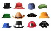 Caps for Caden