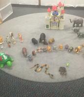 Zoo Keeper play