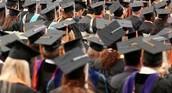Last year's graduates