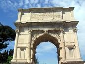 Triumphal Arch's Vault