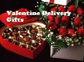 Lovely Valentine Delivery Gifts Flowers For Your Valentine