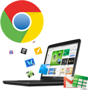 Chromebook Apps and Extensions Focusing on Content Areas