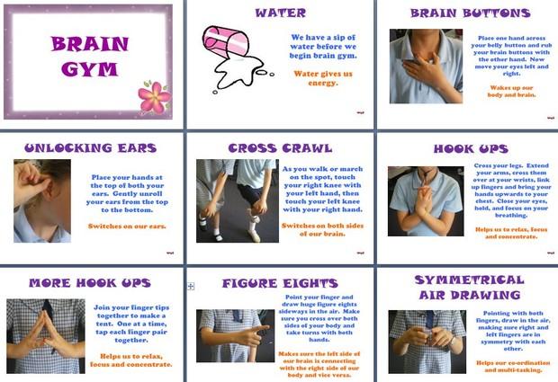 Brain gym hook up
