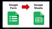 Google Forms and Sheets