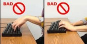 bad ways on typing