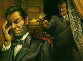 Lincoln getting shot