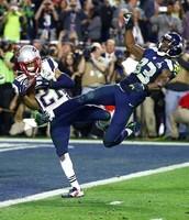 Patriots vs Seahawks Super Bowl XLIX