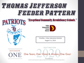 Thomas Jefferson Feeder Pattern