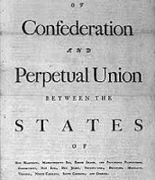 Politics: A Summary of the Problems of the Articles of Confederation