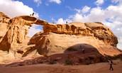 Jordan's desert
