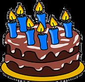 This Week's Birthdays