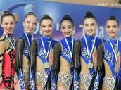La gymnastique-  התעמלות אומנותית